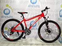 Sepeda Gunung Pacific Magenta 5.0 21 Speed Shimnano EZ-Fire 26 Inci