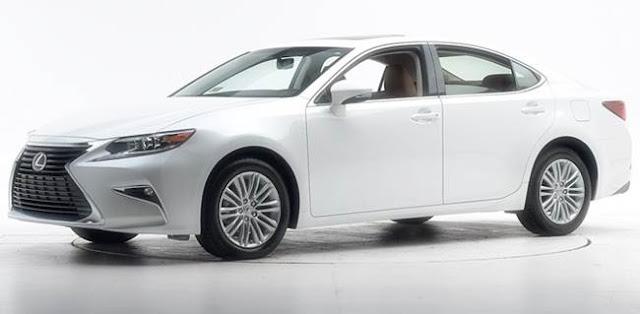 2018 Lexus ES 350 Redesign, Release Date