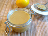 Homemade Golden Lemon Curd