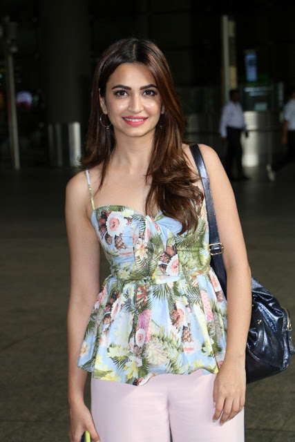 Actress Kriti Kharbanda Latest Photo Shoot