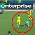 Ligue 1 referee Tony Chapron kicks Diego Carlos and tosses him after accidental trip (Video)