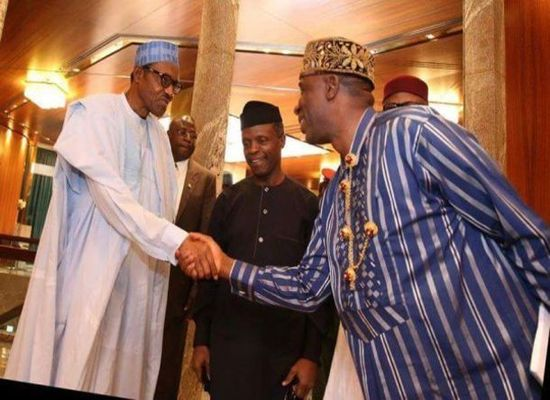 Image result for Amaechi confirmed as DG of Buhari campaign organisation
