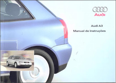 Manual do proprietário Audi A3