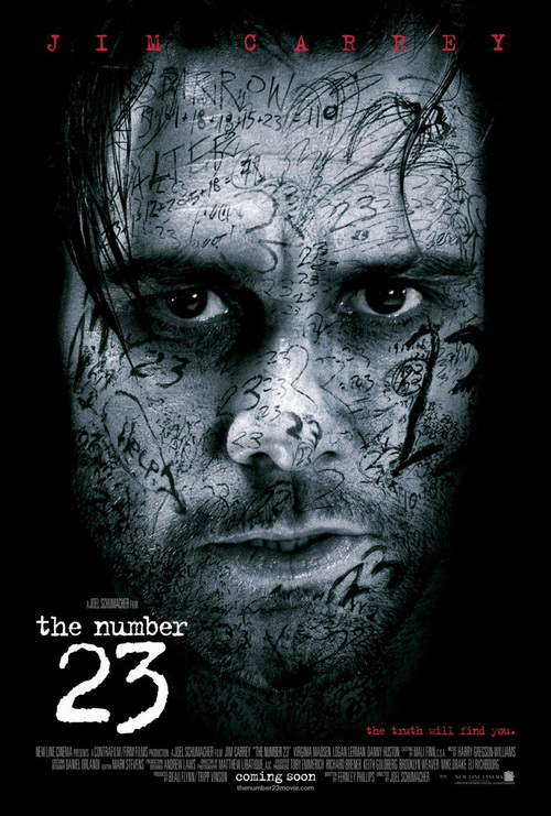 The Number 23 23 รหัสช็อคโลก