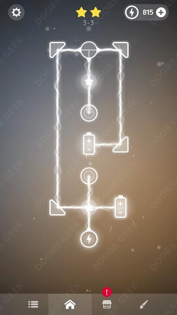 Laser Overload [Intermediate] Level 3-3 Solution, Walkthrough, Cheats