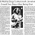 Bob Marley Killer, CIA Agent, Revealed