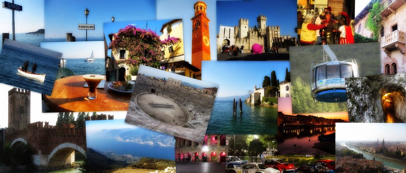 Gardasee und Verona