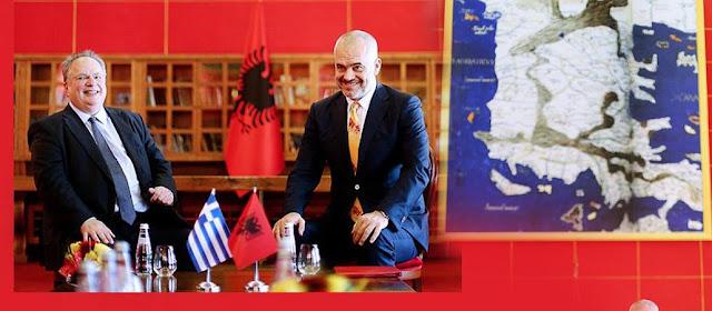 Μετά τα Σκόπια σειρά έχουν οι Αλβανοτσάμηδες;