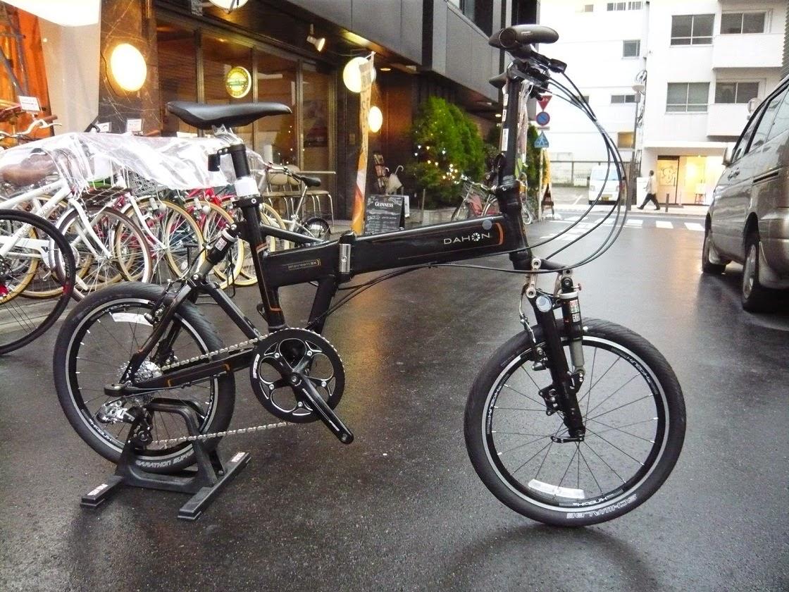 Serba sepeda: DAHON JetSream EX (Folding Bike). Harga: Rp