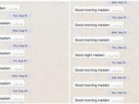Pria ini Kirim SMS yang sama Selama 3 Bulan Tapi Dicuekin Cewek Idaman, Tak Disangka Ada Balasan Mengejutkan