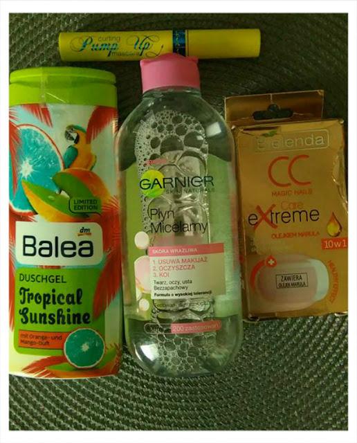 Paczuchy kosmetyczne-blogowe :) HelloKittyBox oraz Kobiecy Żywioł :)