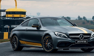 2018 Mercedes C63 AMG Coupe Specs Performance