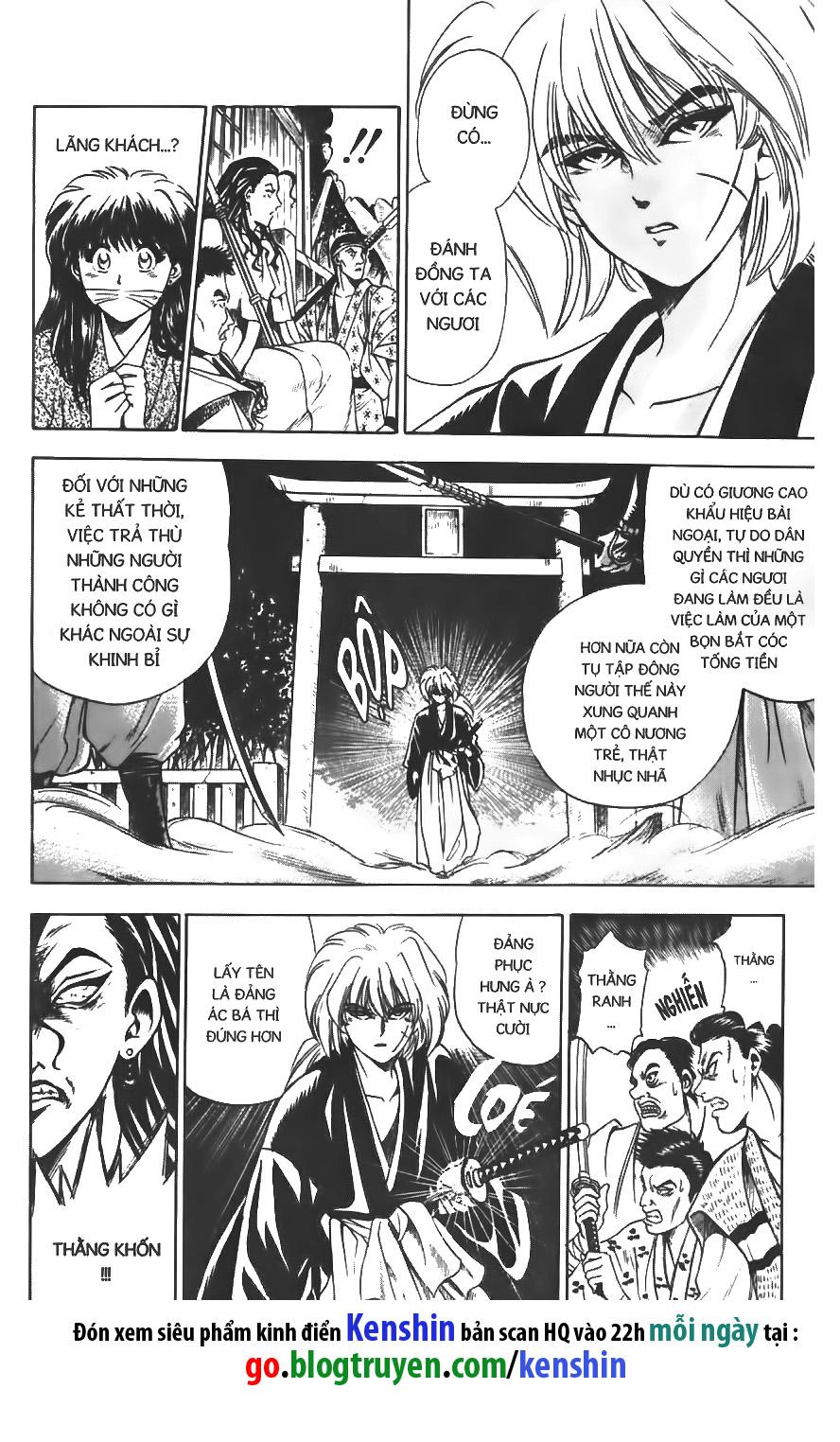 Rurouni Kenshin chap 6.5 trang 19