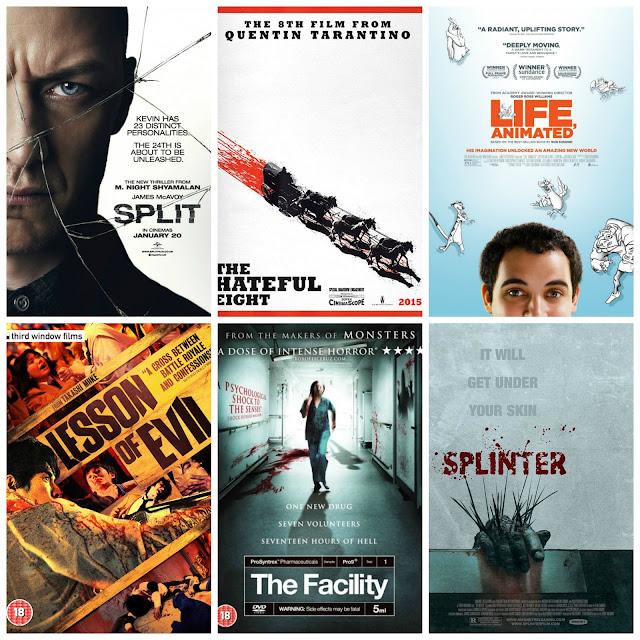 February 2017 Films