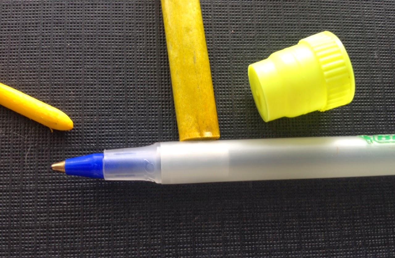 Sketch pen, holder, DIY, do it yourself, pen, marker