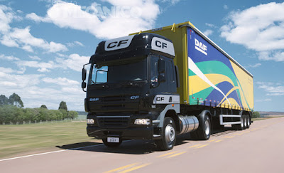 DAF Caminhões Brasil anuncia novo Diretor de Materiais