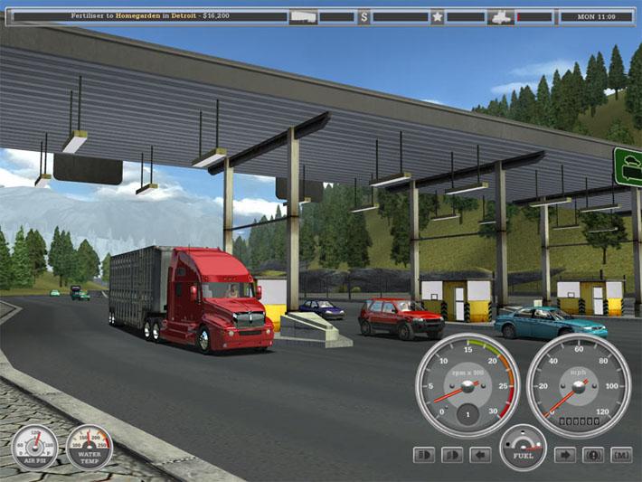18 Wheels of Steel Haulin PC Games Full Version