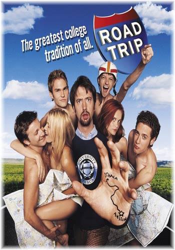 [18+] Road Trip 2000 Dual Audio Hindi Dubbed 480p Blu-Ray 300MB Poster