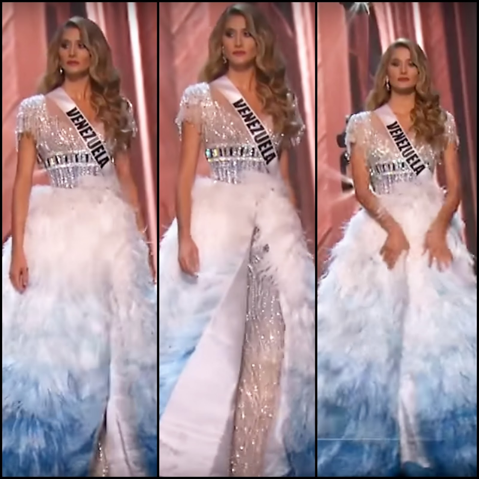 SASHES AND TIARAS.....65th Miss Universe Preliminary Competition ...