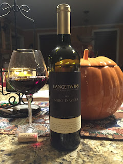 2014 Lange Twins Family Winery Nero d'Avola