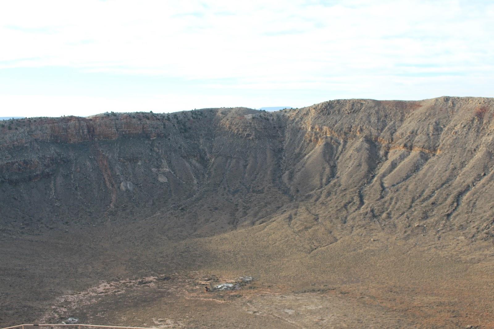 Meteor Strike Arizona