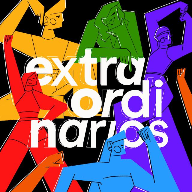 Extraordinarixs - Historias para salir del clóset de los prejuicios