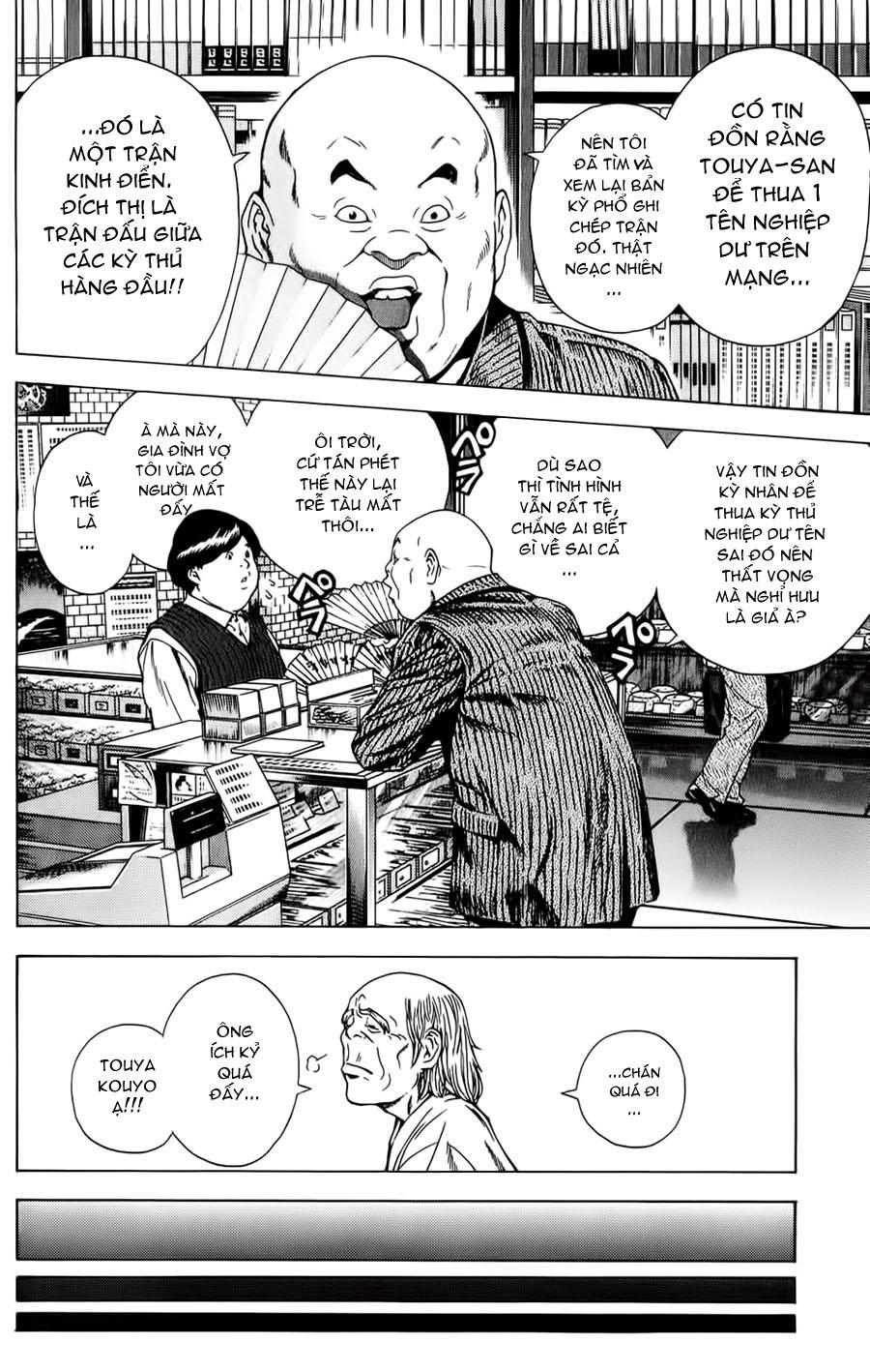Hikaru No Go hikaru no go chap 121 trang 6