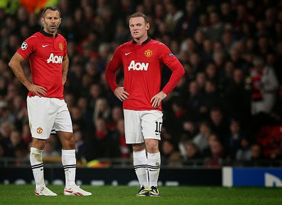 Manchester United: Man Utd News >> Never lost eight games ...Ryan Giggs 2013 2014