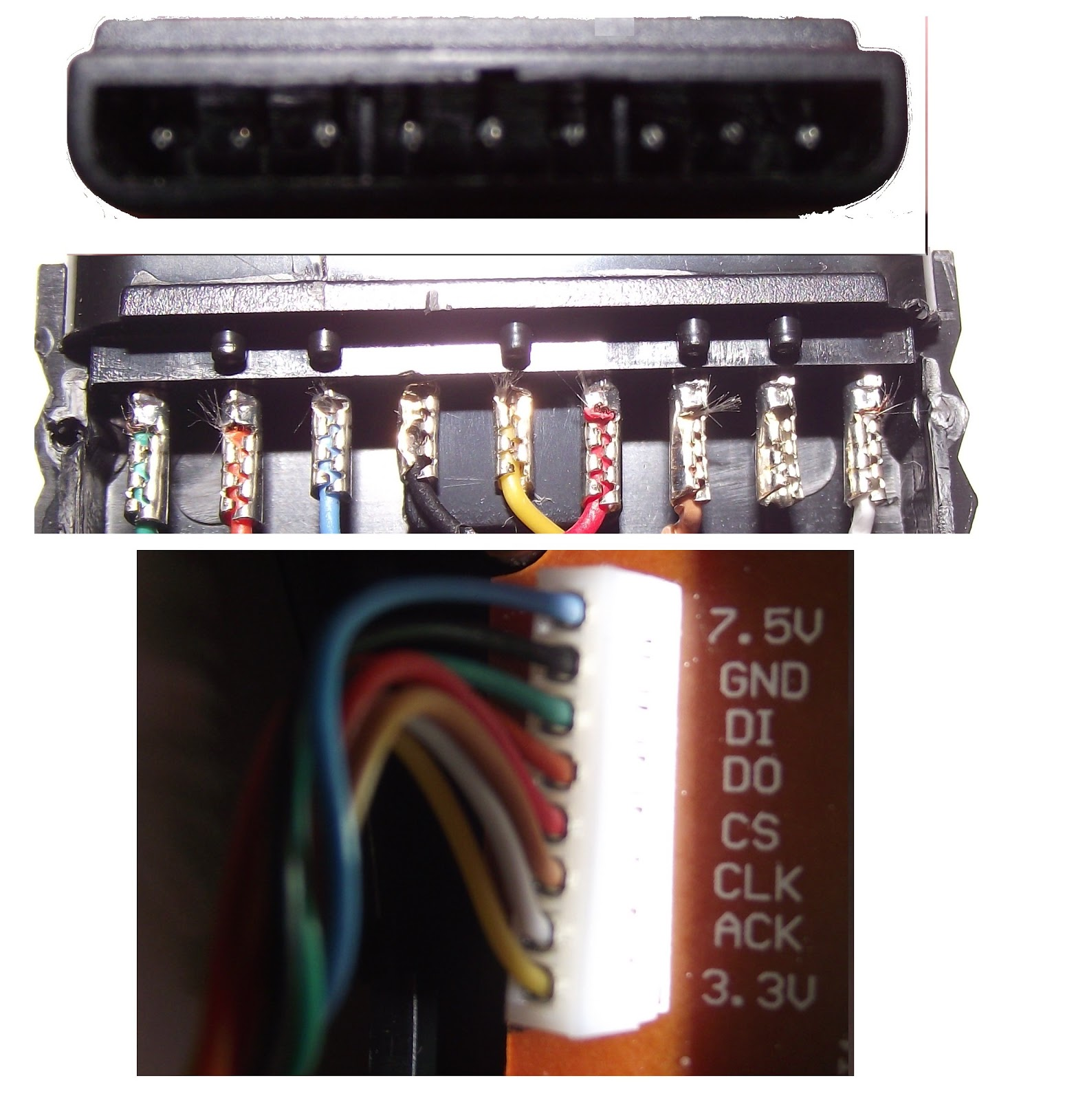 medium resolution of playstation 2 controller to usb wiring diagram wiring diagramdigitalduino interfacing a playstation 2 ps2