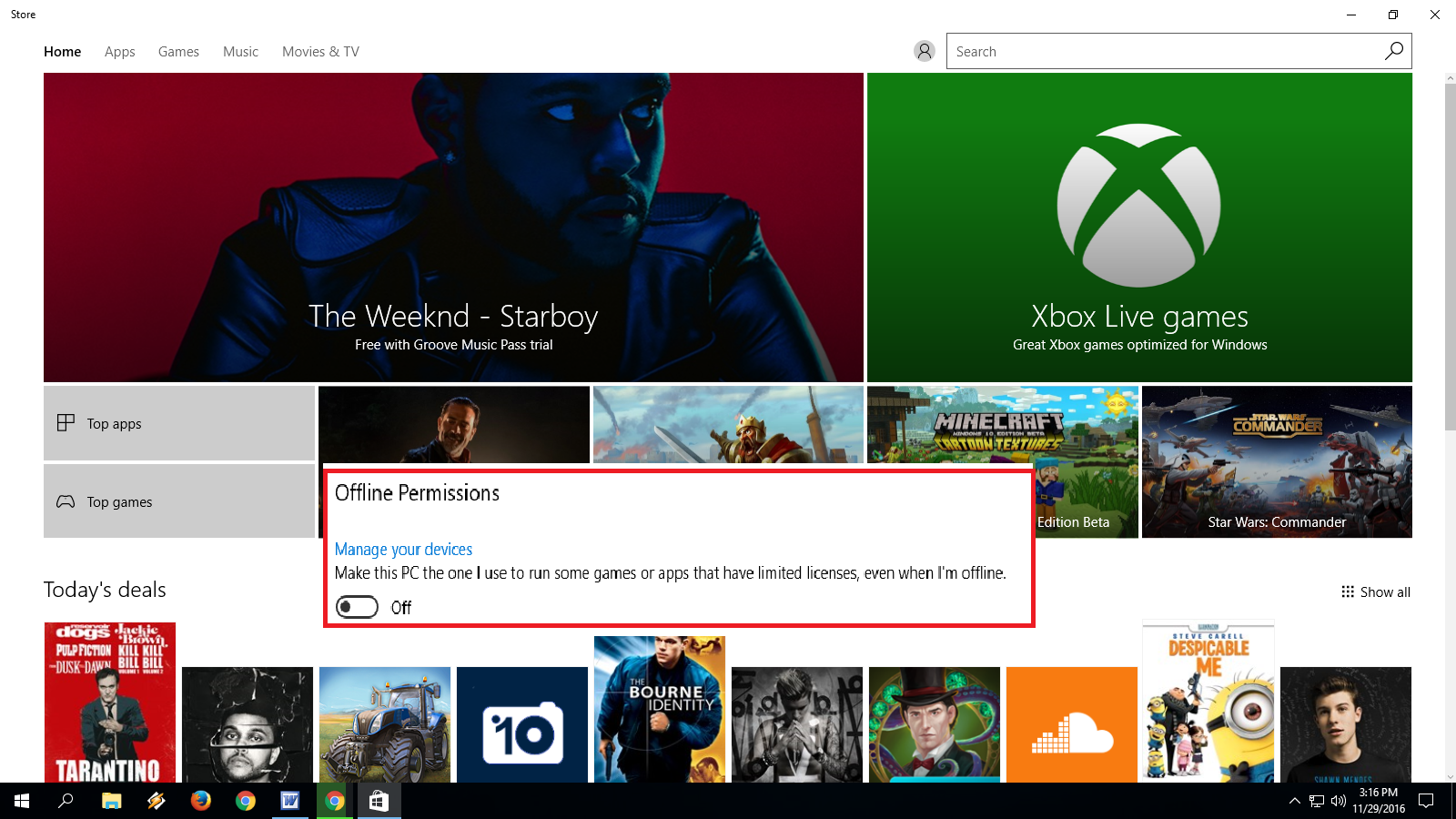 Learn New Things: Play Windows Store Games Offline (Windows 10/8 1)