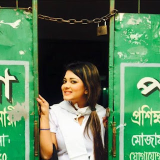 Shampa Hasnine Bangladeshi Actress In Movie