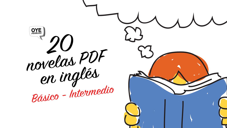 20 Novelas Pdf Para Estudiantes De Inglés Básico Intermedio