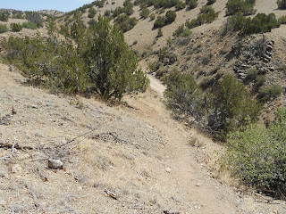 cerrillos hills state park trails