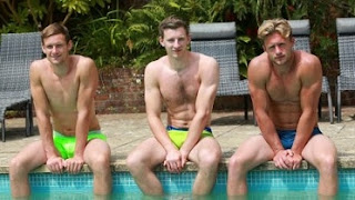 Aaron Janes and Andrew Hayden