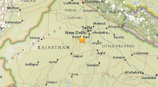 gurgaon_earthquake_epicenter_today