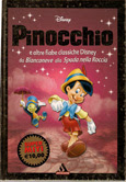 Pinocchio-fumetti Disney-Traduzione di Alessandra Repossi-copertina