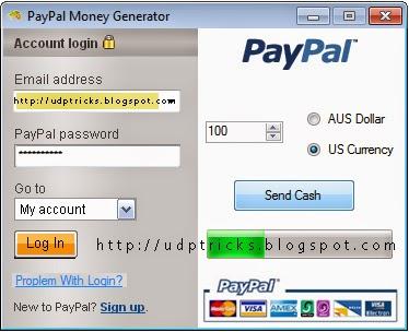Free Paypal