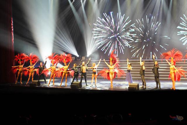 Viva La Broadway Show, Macau