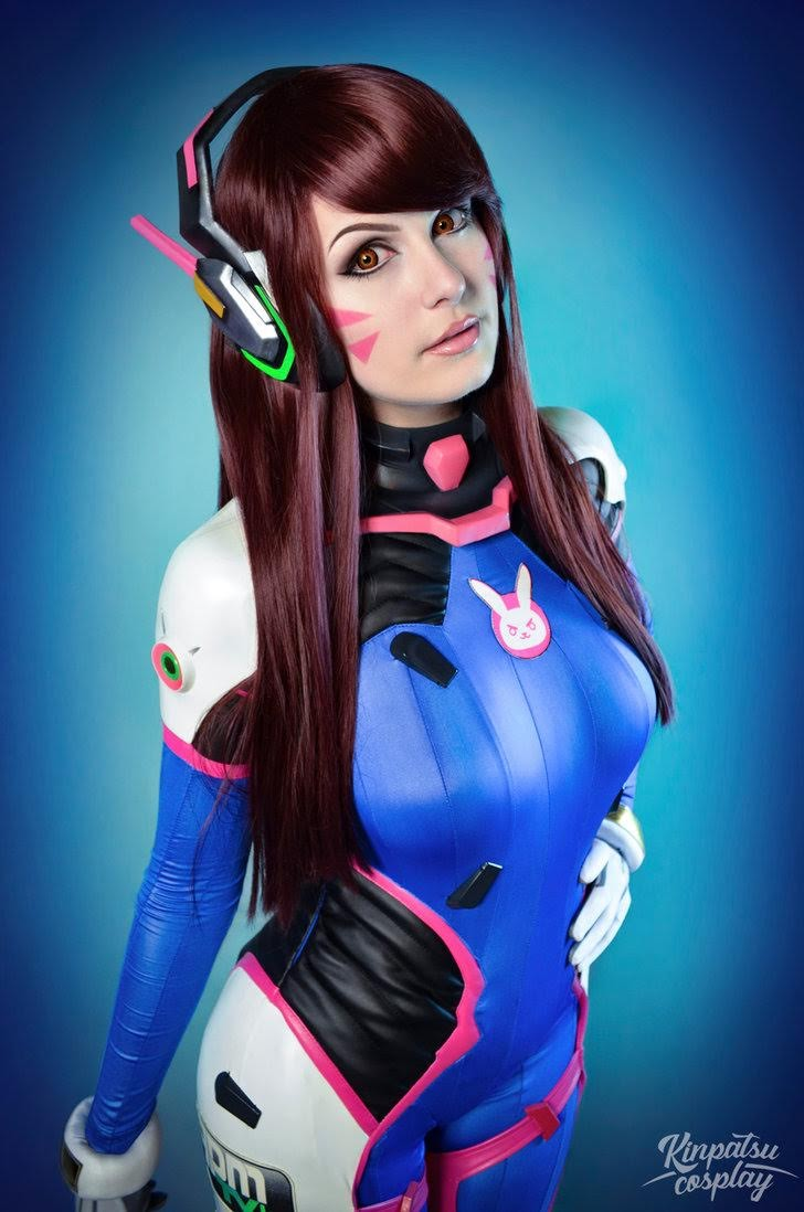Cosplay D.VA - Overwatch P3