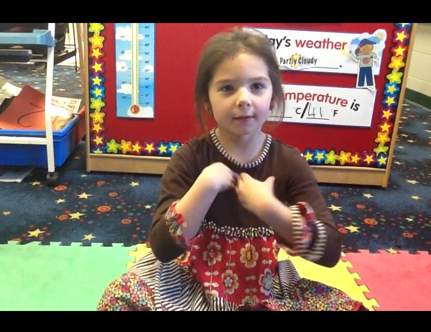 Guest blog post today from Faith at Kindergarten Faith who shows us some fun Parts of Speech Gestures!