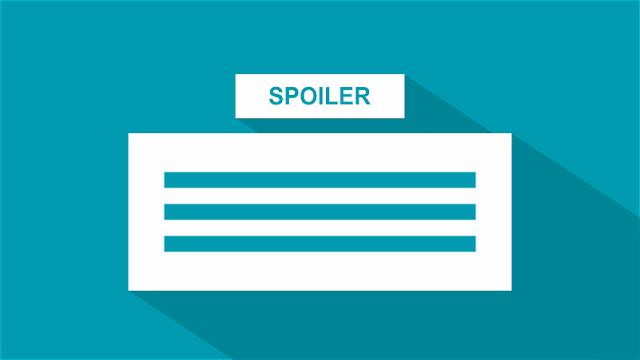 Cara Membuat Spoiler Keren pada Postingan Blog