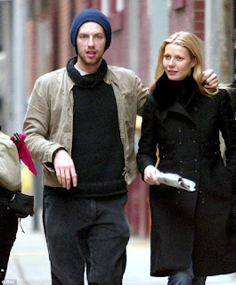 Chris Martin dan Gwyneth Paltrow