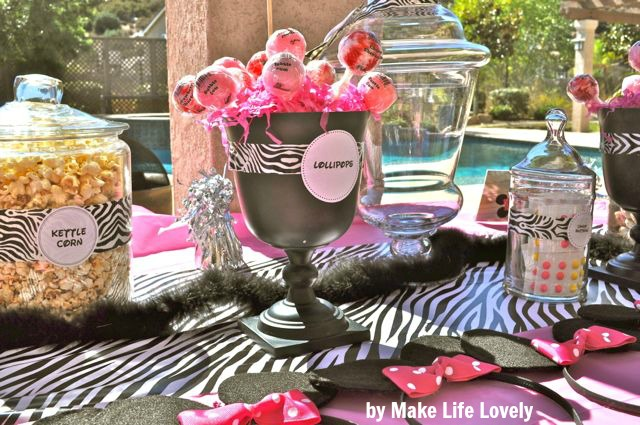 Inexpensive Party Decorating Make Life Lovely
