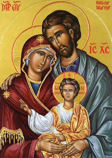 The Most Holy Family