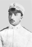 foto del tenente di vascello Giuseppe Miraglia