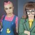 #365DaysofDra | Μια Drag Queen μεταμφιέζεται σε cartoon των '90s