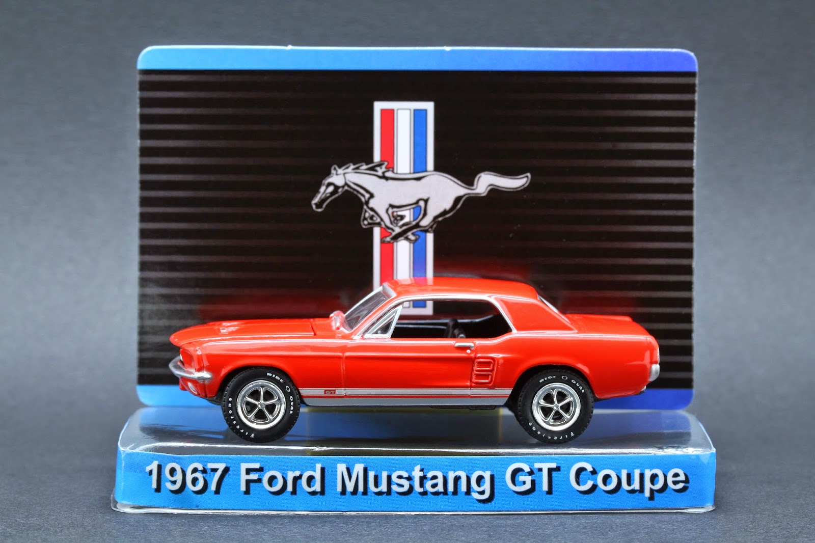 1967 ford mustang gt coupe 164 scale diecast from greenlight special edition greenlight midnight edition collectables corner