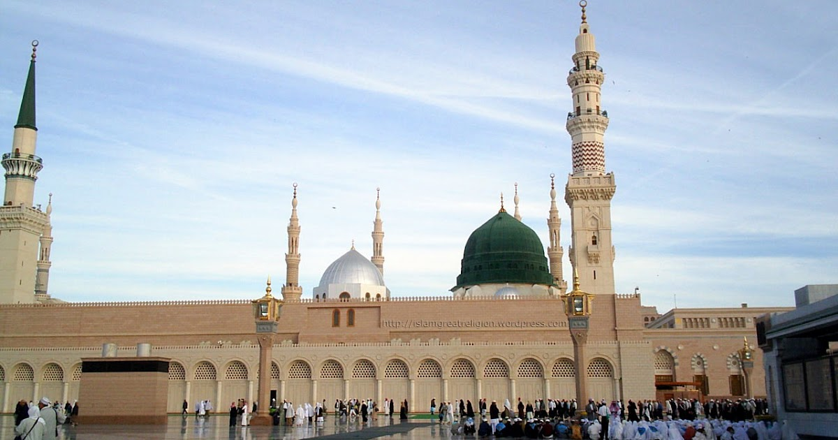 Islamic Wallpapers: Masjid Nabawi Picture