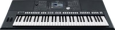 Cara Menginstall YEP Pada Keyboard Yamaha PSR S950