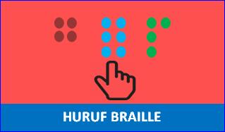 Apa itu huruf Braille dan Perangkat Teknologi bagi Tunanetra
